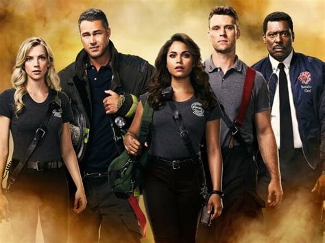 Chicago Fire Staffel 6: Alle Folgen im Episodenguide