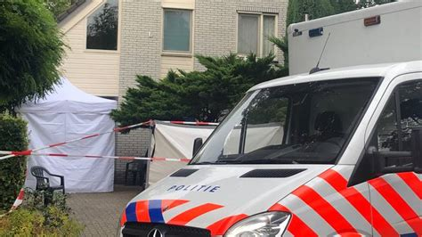 Dode man in huis in Sint-Michielsgestel is