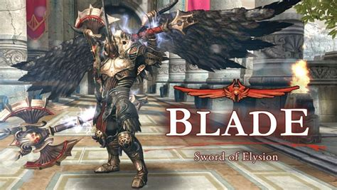 Blade: Sword of Elysion – Unreal mobile game now on iOS