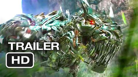 Transformers: Age of Extinction Official Trailer #1 (2014