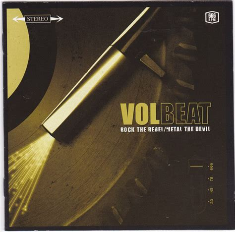 Volbeat - Rock The Rebel / Metal The Devil | Discogs