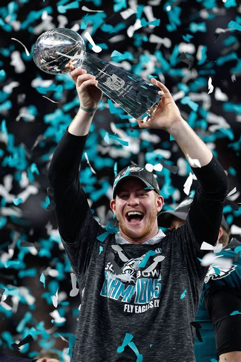 Hold the Lombardi Trophy high Zach, you earned it