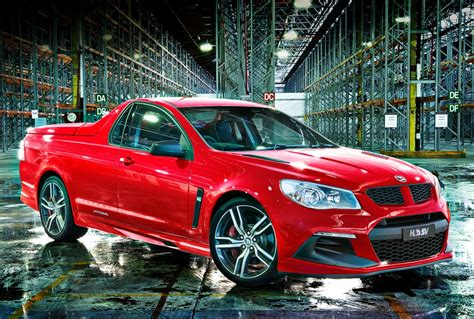 Vauxhall Maloo Is on Steroids in 2016 - autoevolution