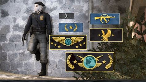 NEW CS:GO UPDATE - New Rank ICONS, New WINGMAN Official