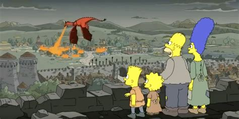 The Simpsons Game of Thrones Prediction - The Simpsons