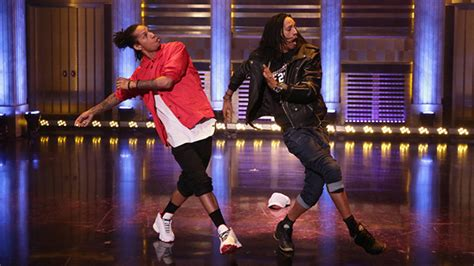 Les Twins 'Tonight Show' Performance After 'World Of Dance