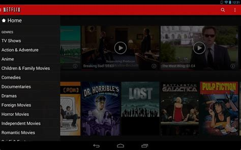 Netflix for Android update brings updated UI, smoother