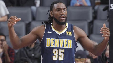Kenneth Faried falls out of rotation for Denver Nuggets