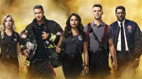 Chicago Fire: News & Episodenguide zur TV-Serie