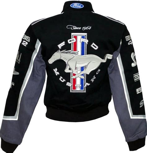 Mustang ladies jacket - US-car- and NASCAR- fashion