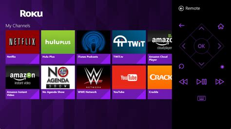 Roku App Officially Released for Windows Phone and Windows 8