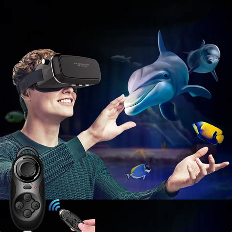 3D Virtual Reality VR Movie Game Glasses for Samsung