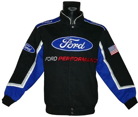 Ford Performance jacket - US-car- and NASCAR- fashion