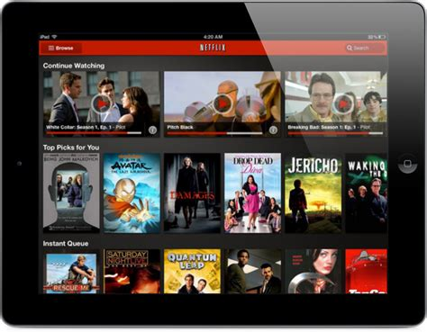 Watch Unblock American Netflix on iPad in Canada with