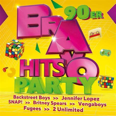 Bravo Hits Party - 90er (2019) » Music4newgen (M4NG) - All
