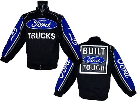 Ford Trucks jacket - US-car- and NASCAR- fashion