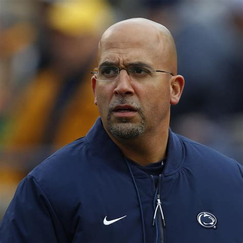 Penn State's James Franklin on USC Rumors: 'It's That Time