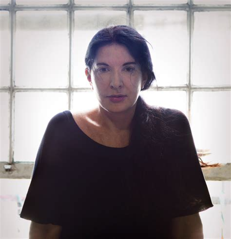 7 Things We Learned from Marina Abramovic's Memoir