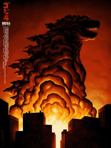 Godzilla, King of the Monsters, All Movie Posters