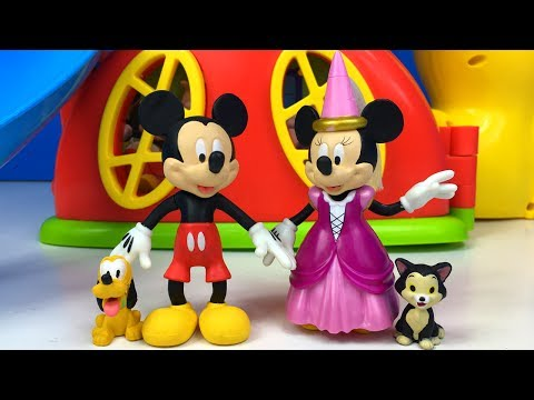 Disney kinderkoffer Mickey Mouse 33 Liter ABS 55 cm rot