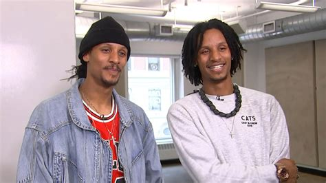 Watch Access Hollywood Interview: Les Twins Reveal Their