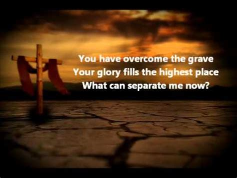 At the Cross by Hillsong w/ lyrics - YouTube