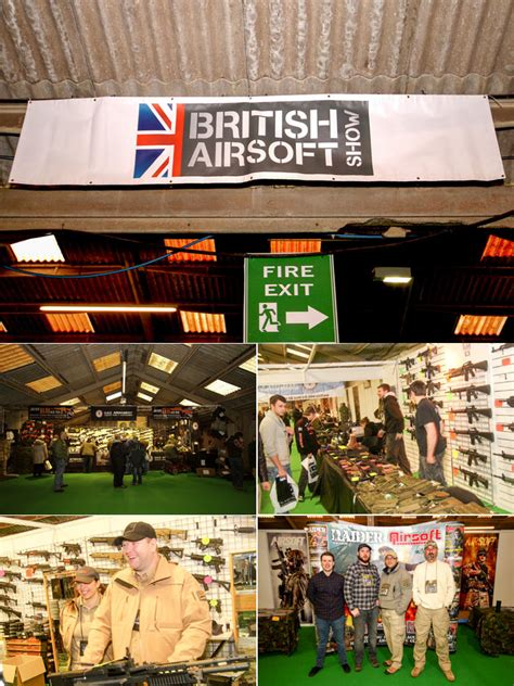 At The Second British Airsoft Show | Popular Airsoft
